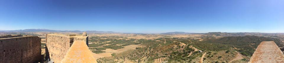 Castello di Monreale - Antiche Terme di Sardara