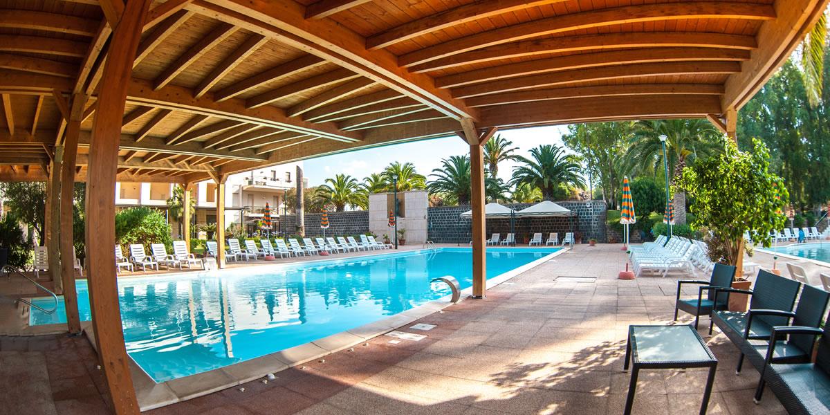 Antiche terme di sardara benessere cure e relax for Resort termali in cabina